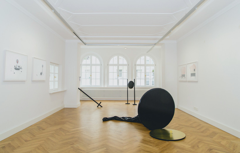 Multiple times #5_solo exhibition_2014_Campoi Gallery_Munich