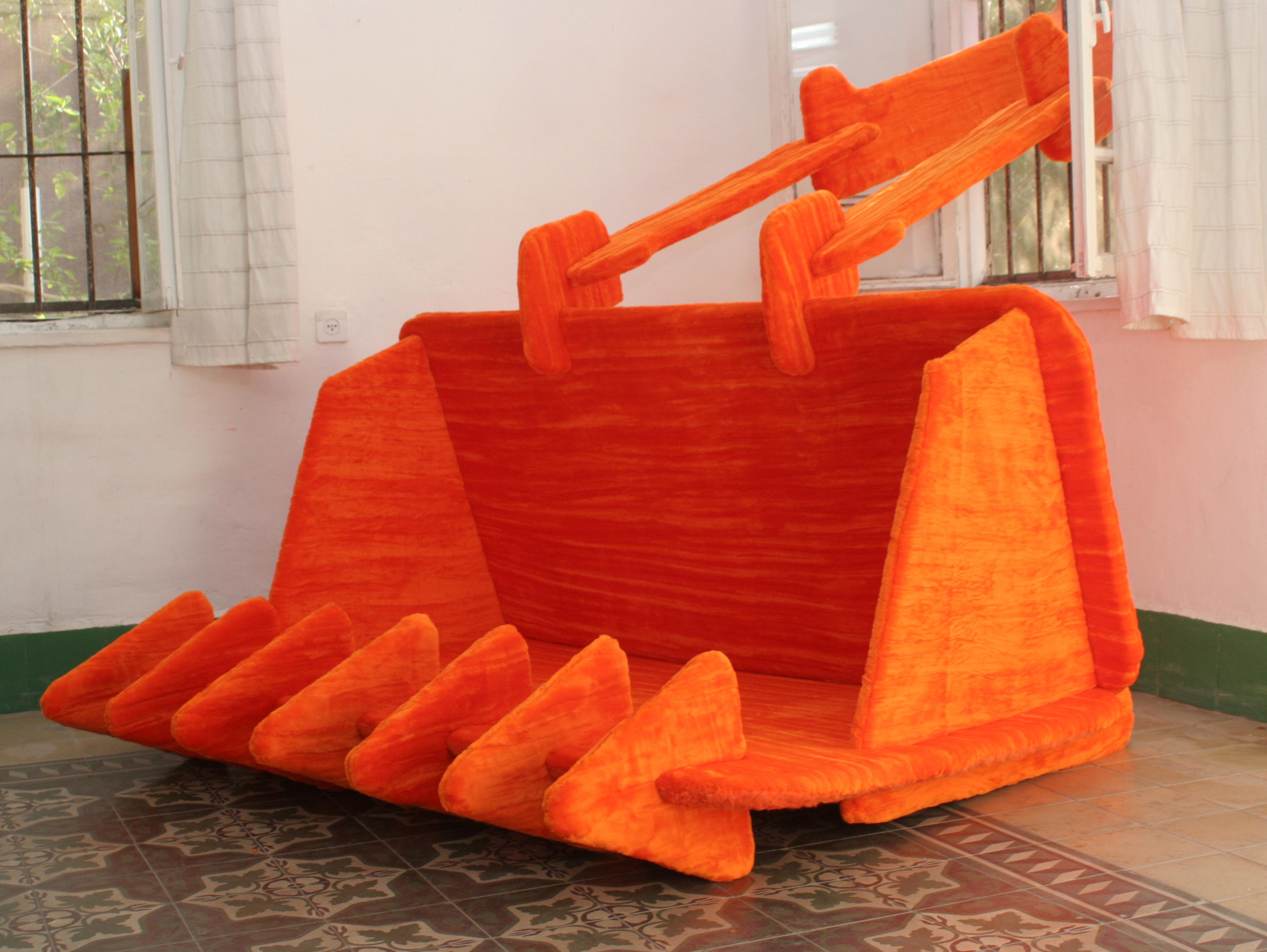 Shoofel (tractor), 2008