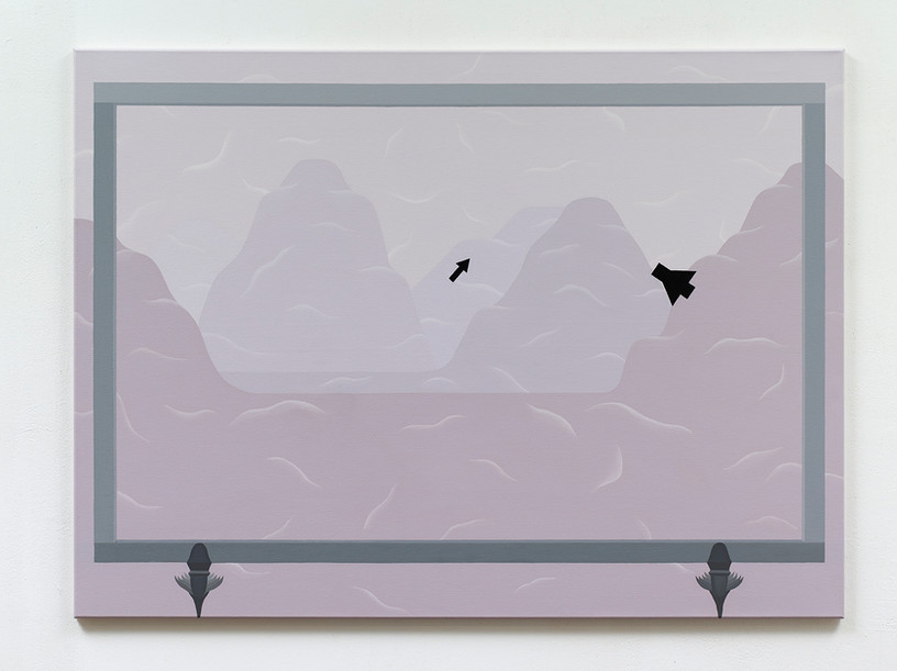 Viewfinder_2019_acrylic on canvas_100x135 cm