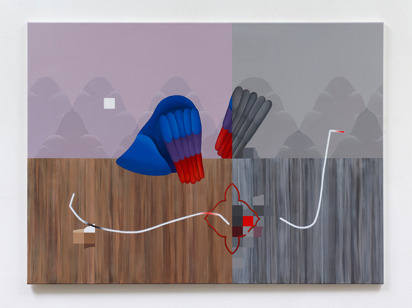 Missing conception_2020_acrylic on canvas_100x135 cm