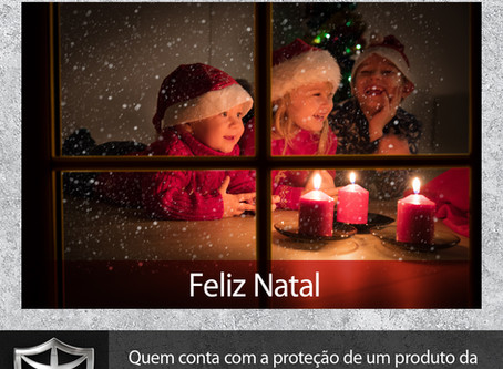 Desejamos a todos um Feliz Natal!