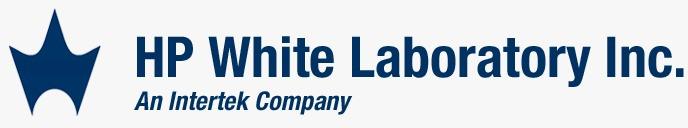 Certificação HP White Laboratory Inc.