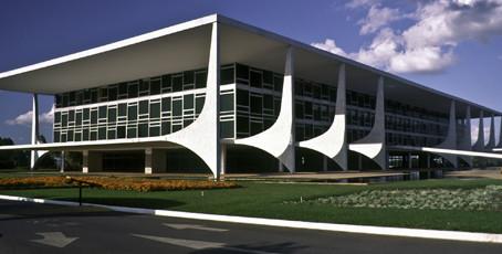 Grandes obras de blindagem Arquitetônica Blindaço: Palácio do Planalto - Brasília-DF