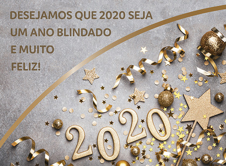 Está chegando o Ano Novo!!!