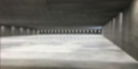 Estande de Tiro com blindagem arquitetônica Blindaço