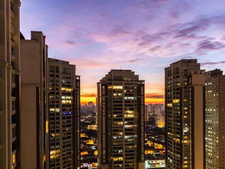 Blindagem arquitetônica residencial para apartamentos