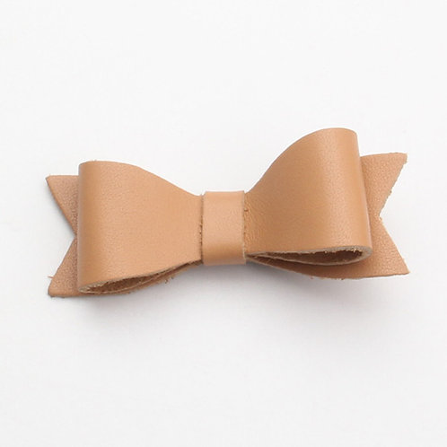 Sadie Hair Clip - Smooth Caramel