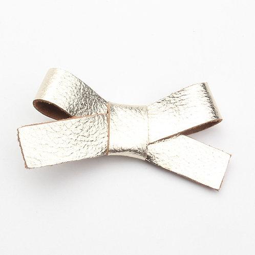 Nellie Hair Clip - Bumpy Gold