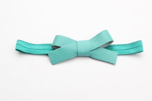 Nellie Headband - Bumpy Aqua
