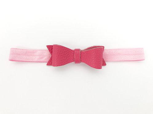 Sadie Headband - Bumpy Pink