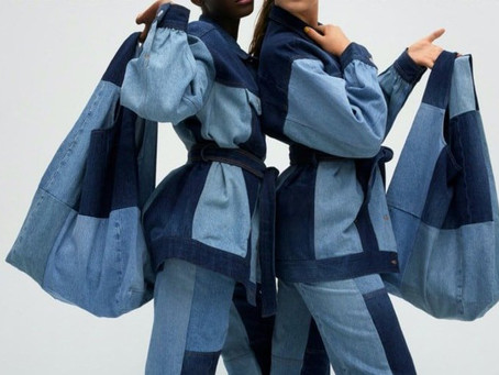 Fashion News: Monki Launch Upcycled Collection