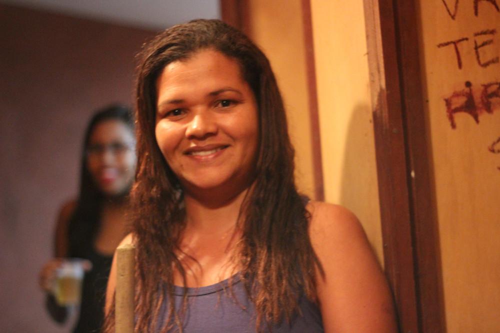 Rosimeire Santana / Foto: Carla Galrão