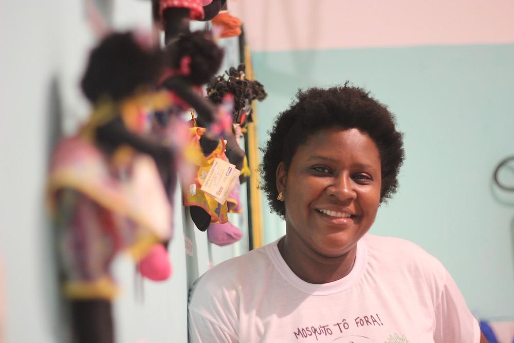 Escola Comunitária Luiza Mahin - Sonia Dias / foto: CarlaGalrão