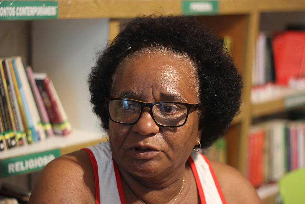 Escola Comunitária Luiza Mahin - Marilene Conceição / foto: CarlaGalrão