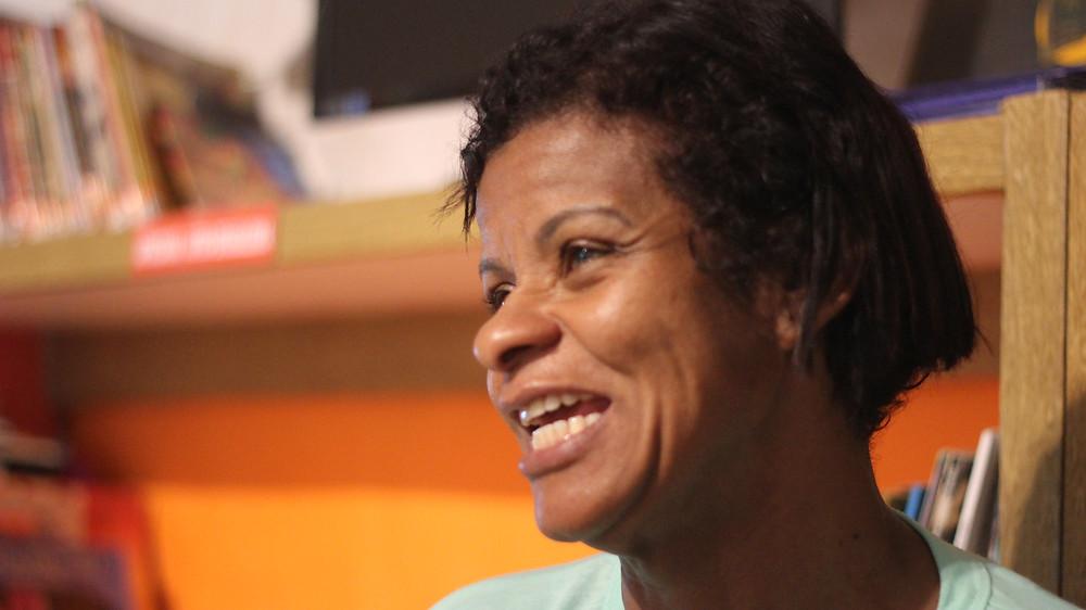 Escola Comunitária Luiza Mahin - Solange Sousa / foto: CarlaGalrão