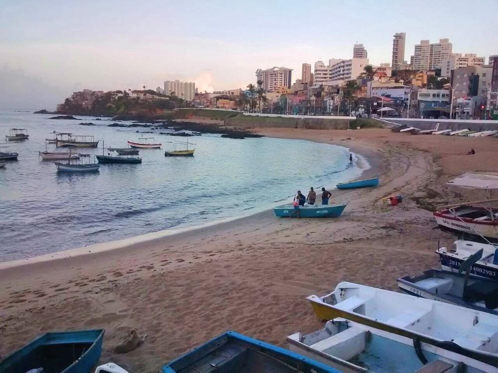 Praia do Rio Vermelho - Salvador/BA
