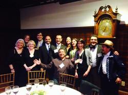 Visiting Scholars 2013-2014