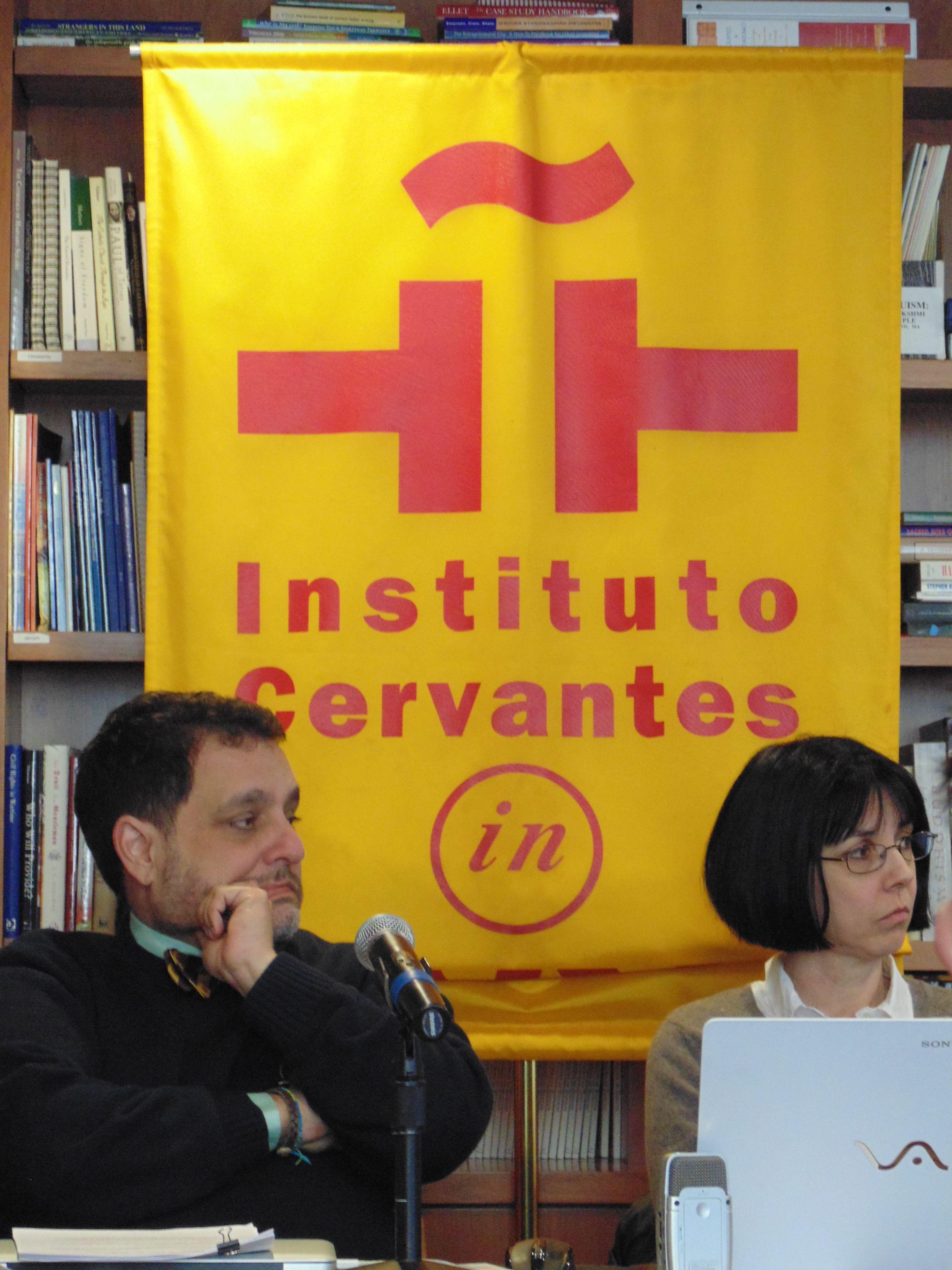 Pedro Reina Pérez y Silvia Lazo