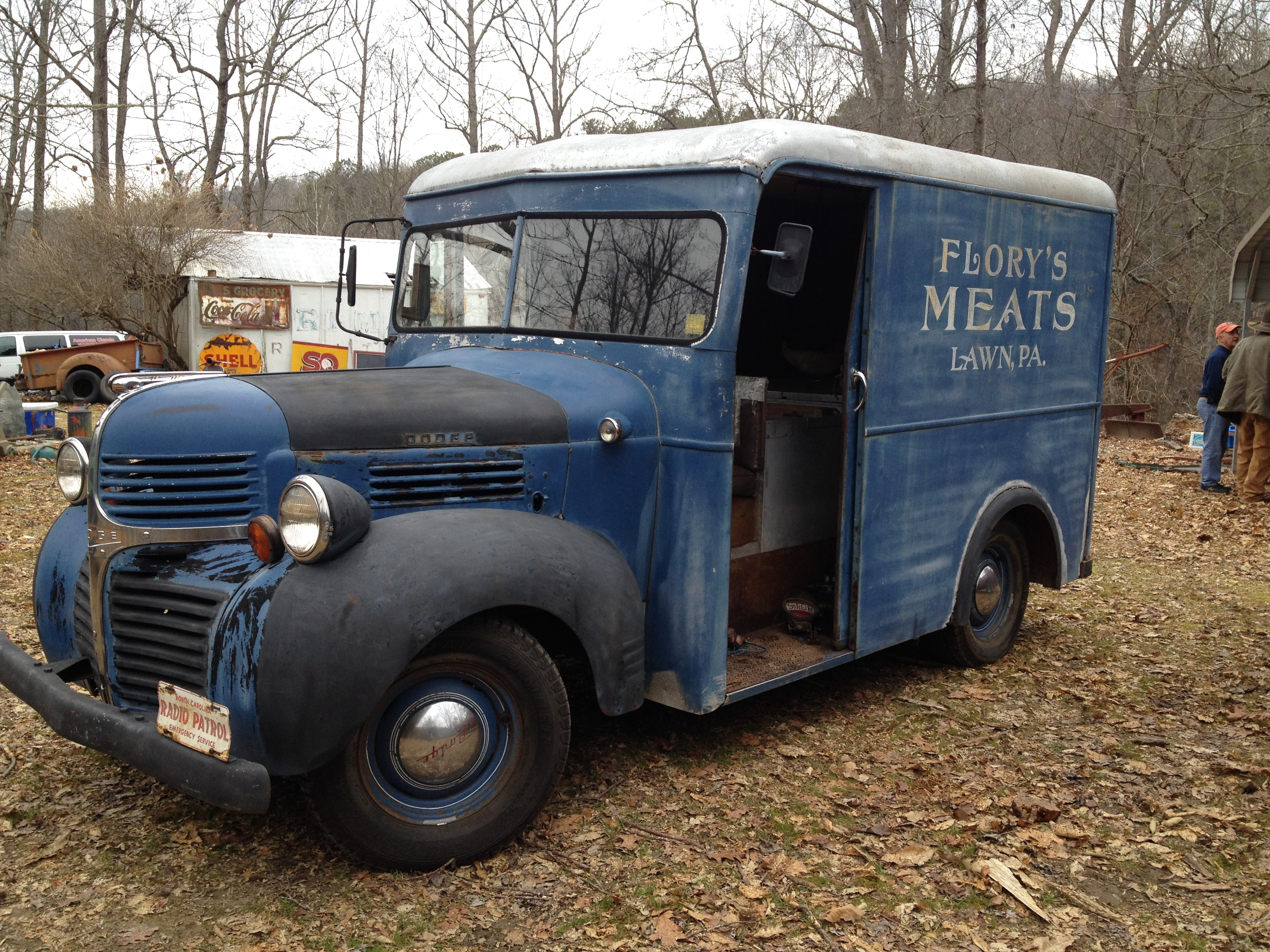 "1948 Dodge - ""Meat Wagon"""