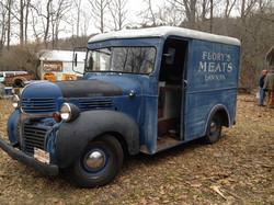 """1948 Dodge - """"Meat Wagon"""""""