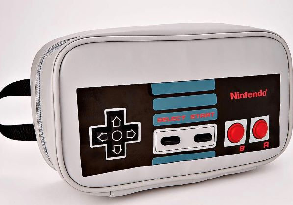 Nintendo Controller Lunch Bag