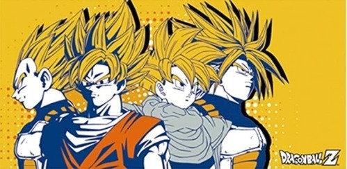 Dragon Ball Z - Group Towel
