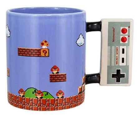 Nintendo Entertainment System-Controller Mug