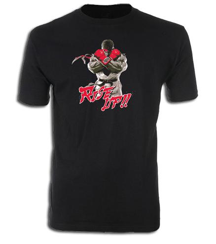 Ryu Rise Up Men T-Shirt