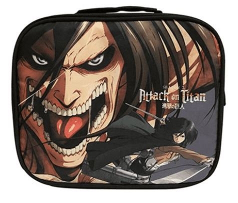 Attack on Titan S2 Lunch Bag