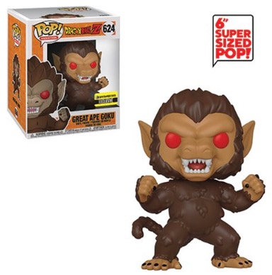 Dragon Ball Great Ape Goku 6-Inch Pop