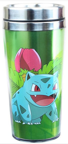 Bulbasaur 16oz Travel Mug