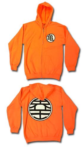 Dragon Ball Z Kame Symbol Hoodie
