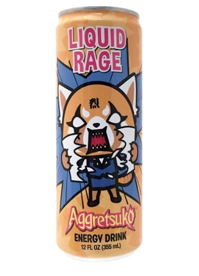 Aggretsuko Energy Drink