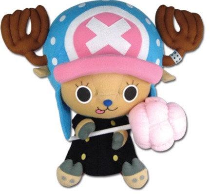 One Piece - Chopper Punk Hazard Plush 16''