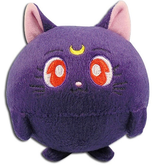 Sailor Moon - Luna Ball Plush 8""
