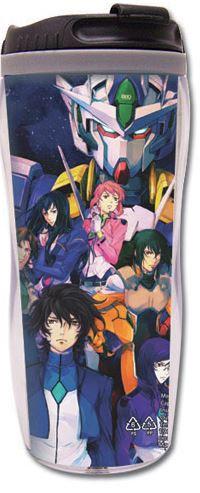 Gundam 00 Movie - Group Tumbler