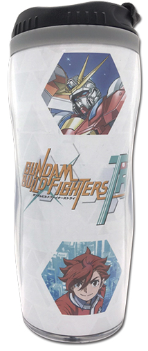 Gundam Build Fighters Try - Group Tumbler