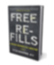 Peter Grinspoon FREE REFILLS: A Doctor Confronts His Addiction
