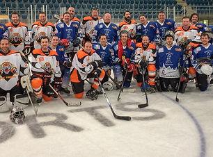 Foto Blaulicht Selektion vs. GWK Tigers.