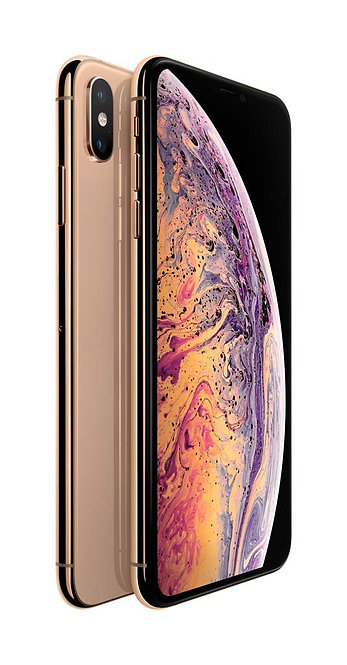Apple iPhone XS Max (Gold, 64 GB)