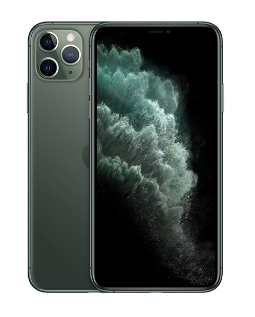 Apple iPhone 11 Pro Max (Midnight Green, 64 GB)