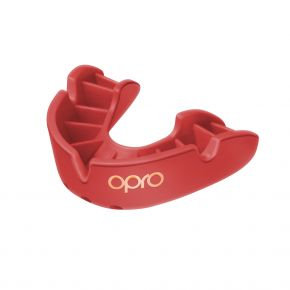 Opro Bronze Adult Mouthguard 10+