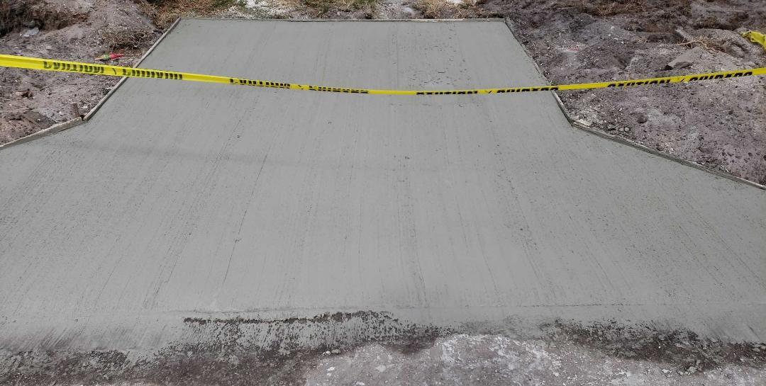 Concrete repair and installation