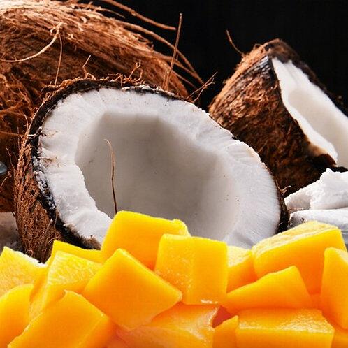 Mango and Coconut Milk