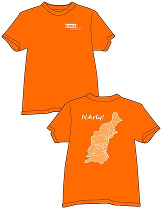 North Atlantic Regional Shirt, Comfort Colors