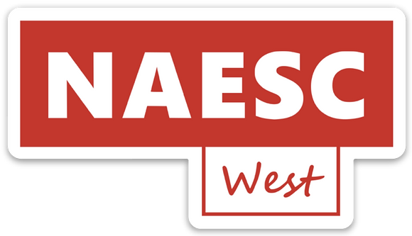 West Region Sticker