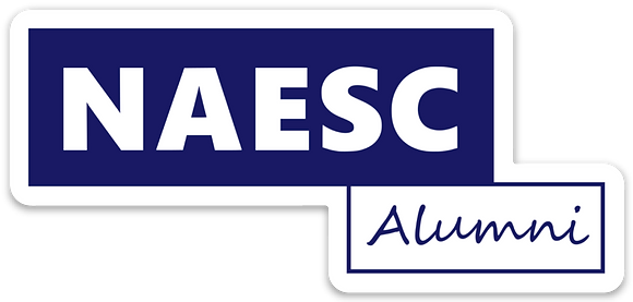 NAESC Alumni Sticker