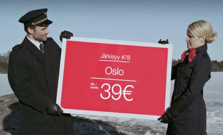 Norwegian / Common sense airline