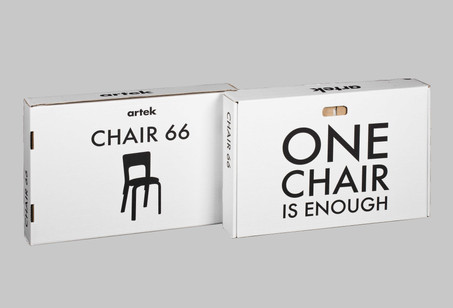Artek / One chair is enough