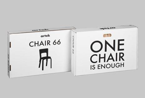 Artek / One chair is enough